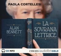 Paola Cortellesi legge la sovrana lettrice