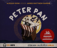 Peter Pan [Audiolibro] / Alessio Boni legge ; James Matthew Barrie