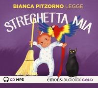 Bianca Pitzorno legge Streghetta mia [Audiolibro]