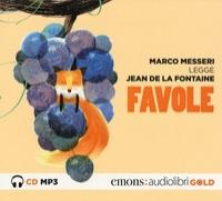 Favole [Audiolibro]