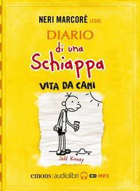 Neri Marcorè legge Diario di una schiappa
