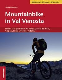 Mountainbike in Val Venosta
