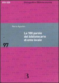 Le 100 parole del bibliotecario di ente locale