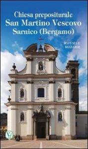 Chiesa prepositurale San Martino Vescovo, Sarnico (Bergamo)