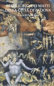 Repertorio dei matti della città di Padova