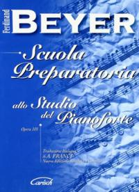 Scuola preparatoria allo studio del pianoforte (op. 101)