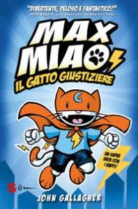 Max Miao. Il gatto giustiziere