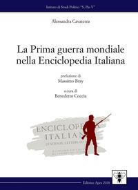 La prima guerra mondiale nella Enciclopedia italiana