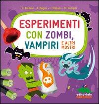 Esperimenti con zombi, vampiri e altri mostri