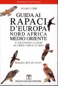 Guida ai rapaci d'Europa, Nord Africa e Medio Oriente