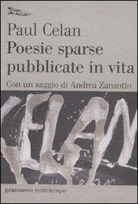 Poesie sparse pubblicate in vita