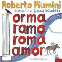 Orma, ramo, Roma, amor