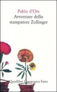 Avventure dello stampatore Zollinger