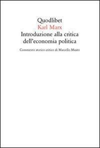 Introduzione alla critica dell'economia politica
