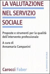 La valutazione nel servizio sociale