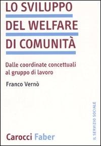Lo sviluppo del welfare di comunità