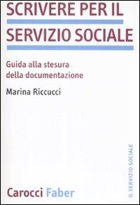 Scrivere per il servizio sociale