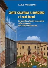 Corte Galvana a Bondeno e i suoi decori