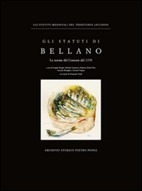 Gli statuti di Bellano
