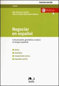 Negociar en español
