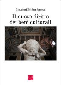 Il nuovo diritto dei beni culturali