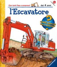 L' escavatore