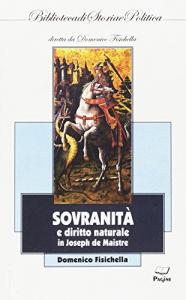 Sovranità e diritto naturale in Joseph de Maistre