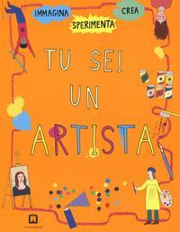 Questo libro pensa che tu sia un artista
