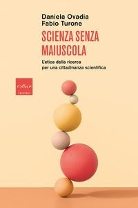 Scienza senza maiuscola