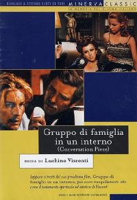 Gruppo di famiglia in un interno [DVD] / regia di Luchino Visconti ; sceneggiatura Suso Cecchi d'Amico, Enrico Medioli, Luchino Visconti
