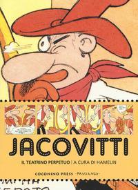 Jacovitti, il teatrino perpetuo