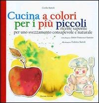 Cucina a colori per i piu' piccoli