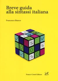 Breve guida alla sintassi italiana