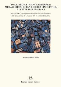 Dal libro a stampa a Internet