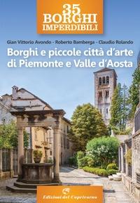 Borghi e piccole città d'arte di Piemonte e Valle d'Aosta