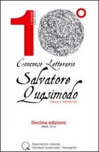 10° concorso letterario Salvatore Quasimodo