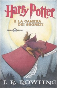 Harry Potter e la camera dei segreti / J.K. Rowling ; illustrazioni di Serena Riglietti