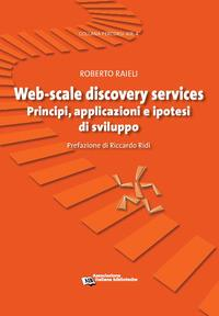 Web-scale discovery services