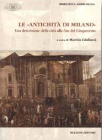 Le 'Antichità di Milano'