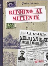 Ritorno al mittente / Guido Quarzo ; illustrazioni di Lorenzo Terranera