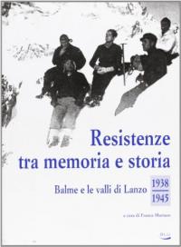 Resistenze tra memoria e storia