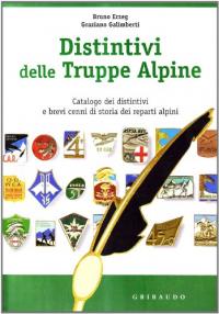 I distintivi delle truppe alpine