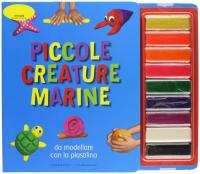Piccole creature marine. Con gadget