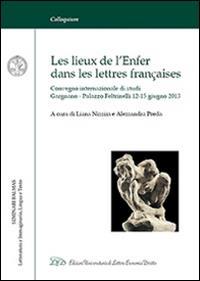 Les lieux de l'enfer dans les lettres françaises