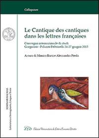 Le Cantique des cantiques dans les lettres françaises