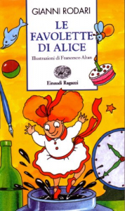 Le favolette di Alice / Gianni Rodari ; illustrazioni di Francesco Altan