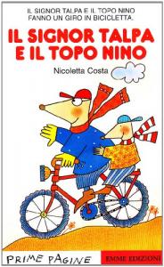 Il signor Talpa e il topo Nino