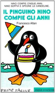 Il pinguino Nino compie gli anni