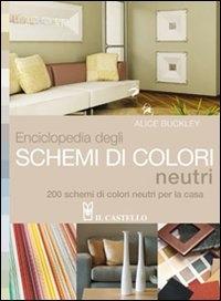 Enciclopedia degli schemi di colori neutri