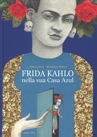 Frida Kahlo nella sua Casa Azul